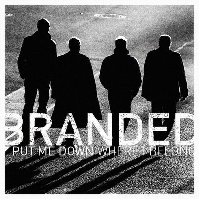 Cover »Put Me Down Where I Belong«